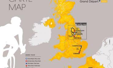 La ballade anglaise du Tour De France 2014
