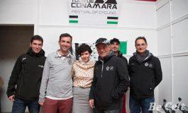 Padraic Quinn a vécu un beau 3ème Tour du Connemara