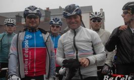 Mickaël Hinault et les Souffles d'espoir CLC étaient au Tour Skoda du Connemara