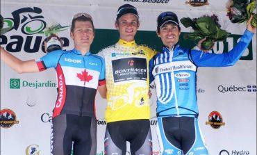 Nathan Brown remporte le Tour De Beauce, l'Irlandais Philip Deignan second