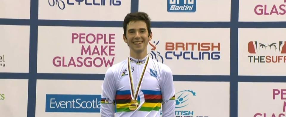 Benjamin Thomas, champion du Monde sur piste : «Je n'arrivais pas à y croire»