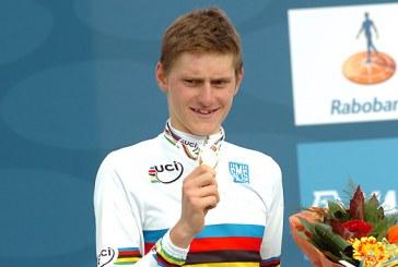 Matej Mohoric, 18 ans, devient champion du Monde espoirs (U23)