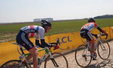 Tao Geoghegan Hart remporte le Giro Internazionale della Lunigiana, le Gallois Scott Davies 2 eme