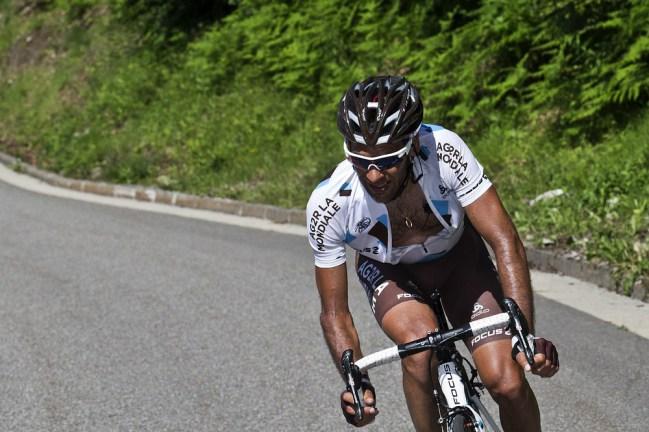 Jean Christophe Péraud remporte le Critérium International