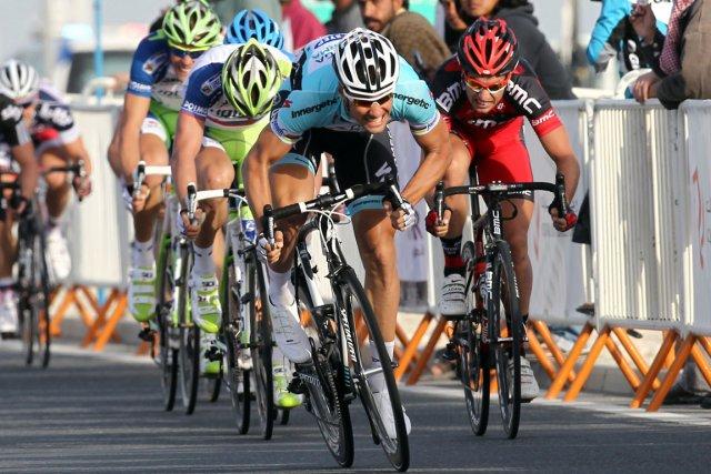Tom Boonen remporte la 2 ème étape du Tour du Qatar
