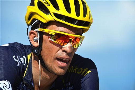Tirreno Adriatico : Alberto Contador, El Pistolero, fait régner sa loi