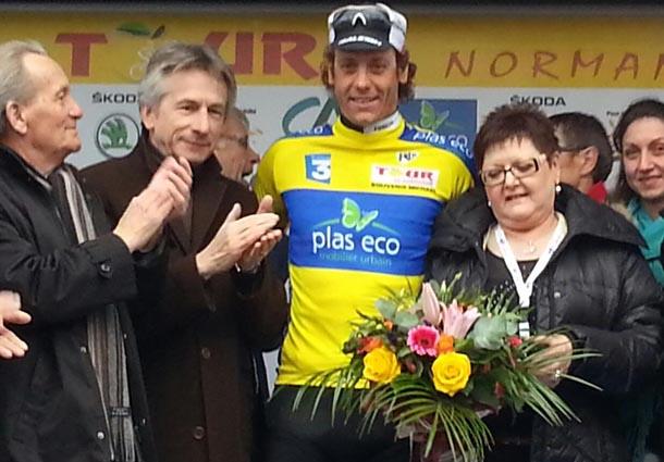 Alex Blain est ambitieux pour le 34ème Tour de Normandie