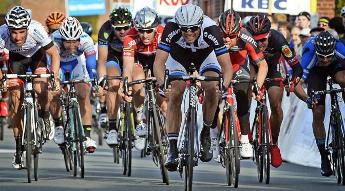 Luka Mezgec le plus rapide sur la 1 ère étape du Tour de Catalogne