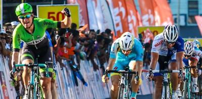 4 ème victoire au sprint pour Théo Bos sur le Tour de Langkawi