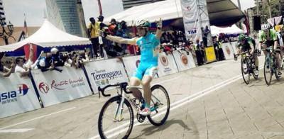 Andrea Guardini gagne la 3 ème étape du Tour de Langkawi, L'Irlandais Matt Brammeier 2 ème au général