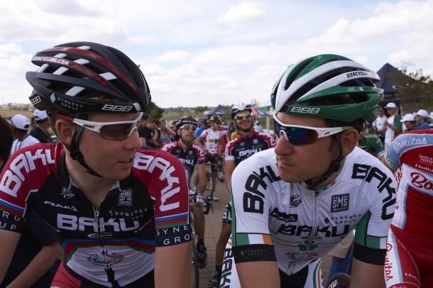 Le Champion d'Irlande Matt Brammeier prendra le départ du tour de Bretagne demain