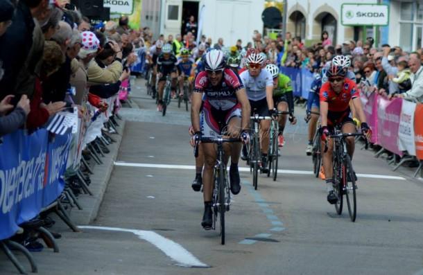 Markus Eibegger vainqueur (Photos Ludivinel)