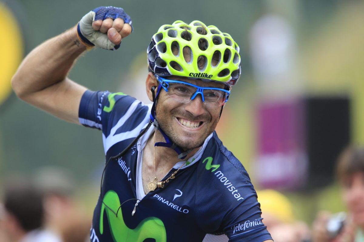 Flèche Wallonne: Alejandro Valverde devant l'Irlandais Dan Martin