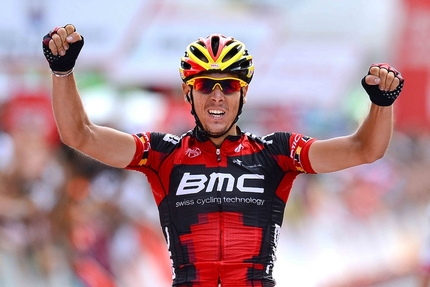 Philippe Gilbert remporte l'Amstel Gold Race