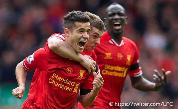 Liverpool domine Manchester City et s'envole vers le titre de champion