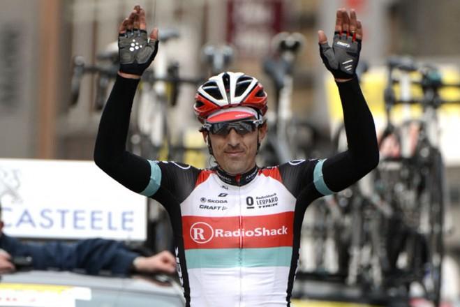 Fabian Cancellara reste le roi du Tour des Flandres