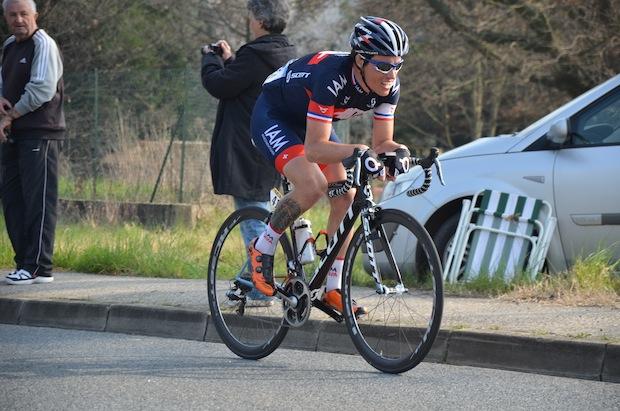 4 jours de Dunkerque: Sylvain Chavanel gagne la 3ème étape, Arnaud Démare toujours leader