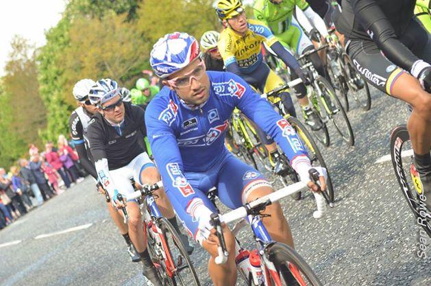 Giro 2014: Nacer Bouhanni remporte la 4ème étape