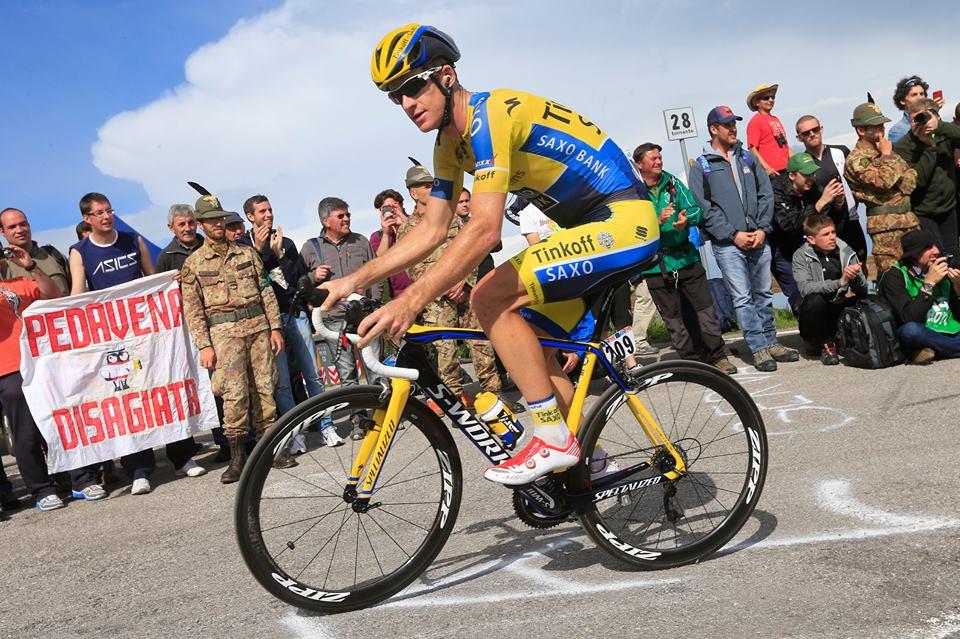 Giro : Michael Rogers en solitaire, Nicolas Roche 4ème