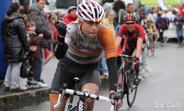 Bert-Jan Lindman remporte le Tour de Bretagne