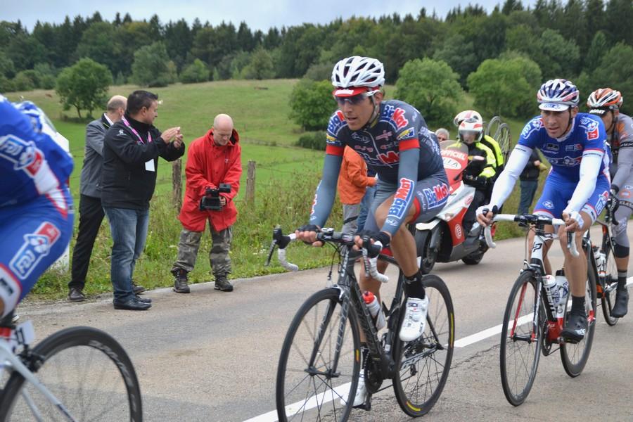 Stéphane Rossetto remporte les Boucles de la Mayenne