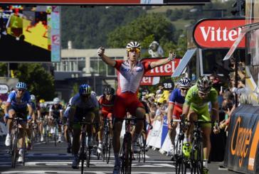 Alexander Kristoff récidive sur le Tour de France