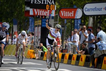 Marianne Vos enlève la Course by le Tour