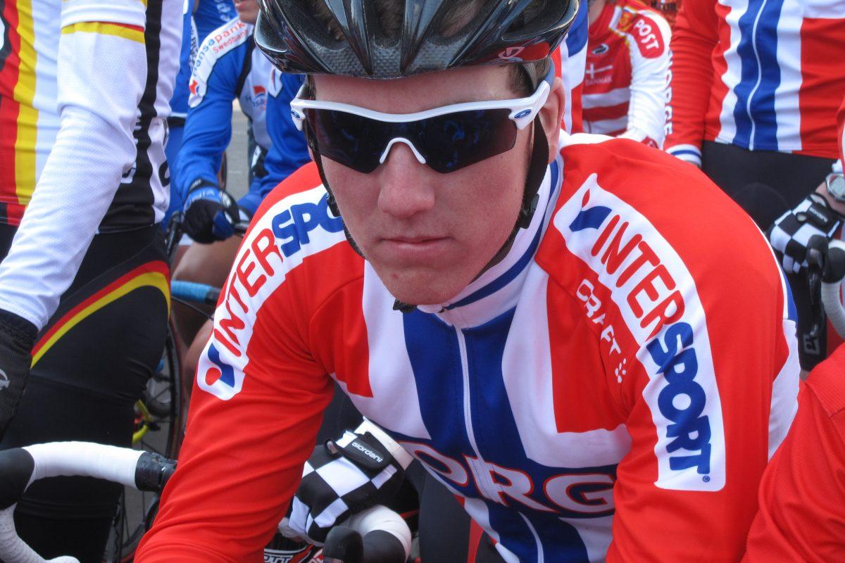 Tour de l'Avenir: Kristoffer Skjerping  s'offre l'étape, Andersen le maillot de leader