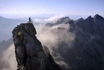 «The Ridge»: l'Ecossais Danny McAskill réalise un exploit sur son île