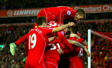 Liverpool retrouve des couleurs