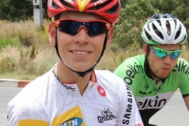 Louis Meintjes: «Je rêve de gagner le Tour de Lombardie ou le Tour de France»