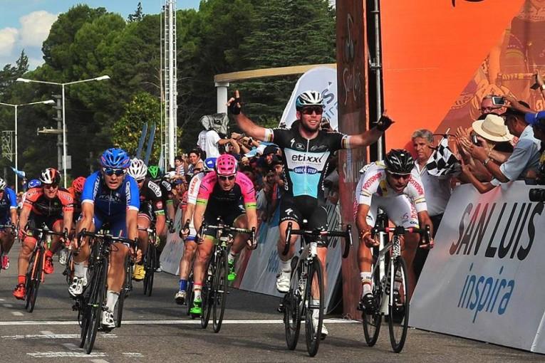 Tour de San Luis: Mark Cavendish a eu sa revanche