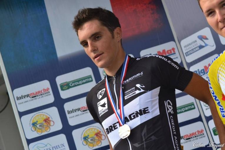 Franck Bonnamour sera avec les espoirs Français à Richmond