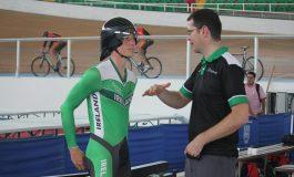 Brian Nugent et les espoirs de médailles du Team Irlandais à Richmond