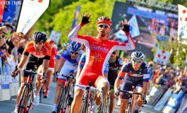 Nacer Bouhanni se rassure sur le Grand Prix d'Isbergues