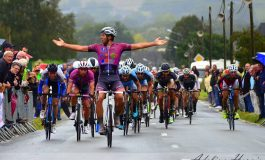 Trophée Noret: Maxime Le Montagner pour l'étape, Julian Lino pour le général