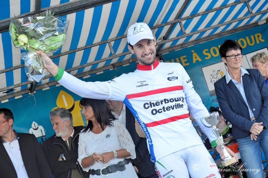 Aurélien Daniel remporte les 3 jours de Cherbourg