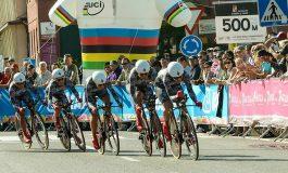 Les filles du team Velocio-SRAM Championnes du Monde du contre la montre pour la 4ème fois