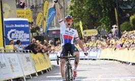 Tour Of Britain: l'exploit de Petr Vakoc