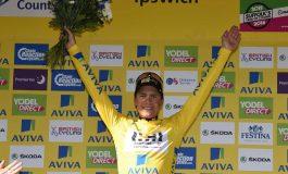 Edvald Boasson-Hagen remporte le Tour Of Britain