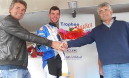 Florentin Lecamus-Lambert remporte le Trophée Madiot