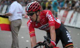 Grand Prix de Wallonie: Jens Debuscherre en solitaire