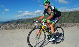 Eduardo Sepulveda en solitaire sur le Tour du Doubs