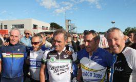 Robert Marchand, Stephen et Lawrence Roche, Bernard Hinault, Cyrille Guimard et d'autres champions pour le rendez vous de Pipriac