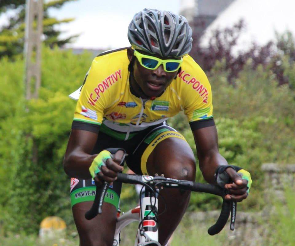 Aziz Abdoul Nikiéma , l'Ambassadeur du cyclisme Burkinabé