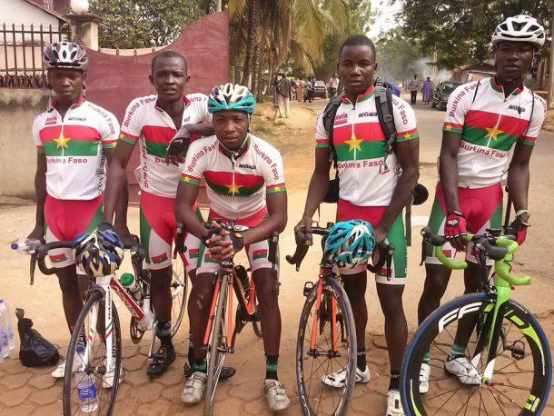 la sélection du Burkina Faso