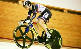 Championnat d'Europe sur piste: la Bretonne Virginie Cueff en argent