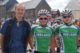 David McCann: «Une carrière remplie de bons souvenirs, d'Irlande via Pontivy aux 4 coins du Monde , «