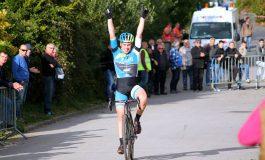 Cyclo-cross de Poullan: Yann Le Quéau de bout en bout