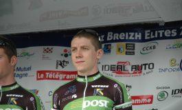 Sean Downey rejoint son frère Mark chez Dynamo Cover Pro Cycling